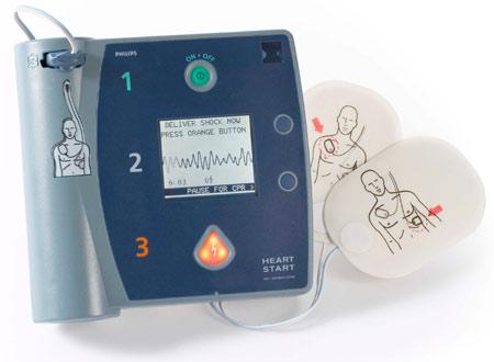 Philips Heartstart Fr2 Aed Defibrillator