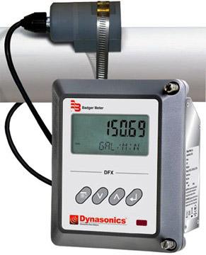 Dynasonics Series DFX Doppler Ultrasonic Flow Meter | Ultrasonic Flow Meters | Dynasonics-Flow Meters |  Supplier Saudi Arabia