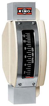 King Instrument 7100 Series Rotameter | Rotameters / Variable Area Flow Meters | King Instrument-Flow Meters |  Supplier Saudi Arabia