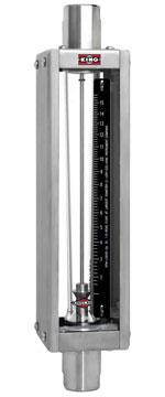 King Instrument 7480 Series Rotameter | Rotameters / Variable Area Flow Meters | King Instrument-Flow Meters |  Supplier Saudi Arabia