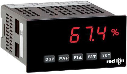 Red Lion PAXR Rate Meter | Panel Meters / Digital Indicators | Red Lion-Panel Meters / Digital Indicators |  Supplier Saudi Arabia