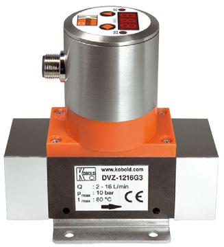 Kobold DVZ Series Vortex Flow Meter   Vortex Flow Meters   Kobold-Flow Meters    Supplier Saudi Arabia