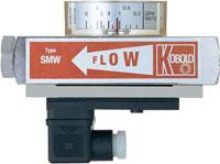 Kobold SM Variable Area Flow Switch/Flow Meter   Rotameters / Variable Area Flow Meters   Kobold-Flow Meters    Supplier Saudi Arabia