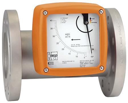 Kobold BGF Series Variable Area Flow Meter   Rotameters / Variable Area Flow Meters   Kobold-Flow Meters    Supplier Saudi Arabia