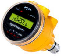 GF Signet 2551 Magmeter | Magmeters / Electromagnetic Flow Meters | Georg Fischer / GF Signet-Flow Meters |  Supplier Saudi Arabia
