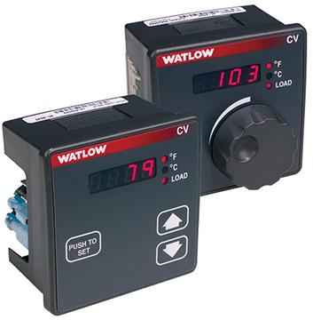 Watlow Series CV Temperature Controller | Temperature Controllers | Watlow-Temperature Controllers |  Supplier Saudi Arabia