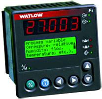 Watlow F4D Ramping Temperature Controller | Temperature Controllers | Watlow-Temperature Controllers |  Supplier Saudi Arabia