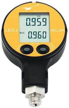 Keller LEO2 Digital Pressure Gauge | Pressure Gauges | Keller-Pressure Gauges |  Supplier Saudi Arabia