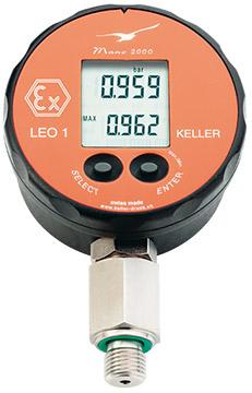 Keller LEO1 Pressure Gauges | Pressure Gauges | Keller-Pressure Gauges |  Supplier Saudi Arabia