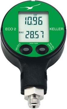 Keller ECO2 Digital Pressure Gauge | Pressure Gauges | Keller-Pressure Gauges |  Supplier Saudi Arabia