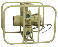 FloCat C-LB45A-MIL | Turbine / Paddlewheel Flow Meters | FloCat-Flow Meters |  Supplier Saudi Arabia
