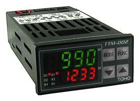 Toho TTM-002 Temperature Controller | Temperature Controllers | Toho-Temperature Controllers |  Supplier Saudi Arabia