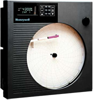 Honeywell DR4300 Series Digital Circular Chart Recorder | Circular Chart Recorders | Honeywell-Recorders |  Supplier Saudi Arabia