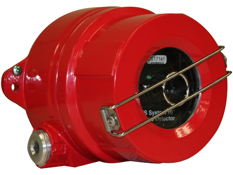 Honeywell FS10 Fire Sentry System | Flame Detectors | Honeywell-Flame Detectors |  Supplier Saudi Arabia