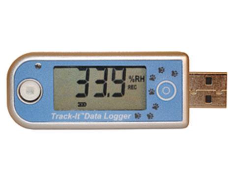 Monarch Track-It Temperature Data Logger | Data Loggers | Monarch Instrument-Data Loggers |  Supplier Saudi Arabia