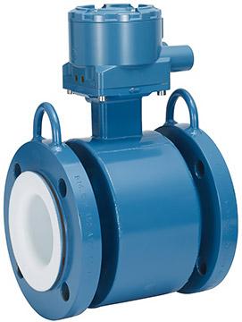 Rosemount 8700 Series Flanged Flowtube Sensors | Magmeters / Electromagnetic Flow Meters | Rosemount-Flow Meters |  Supplier Saudi Arabia