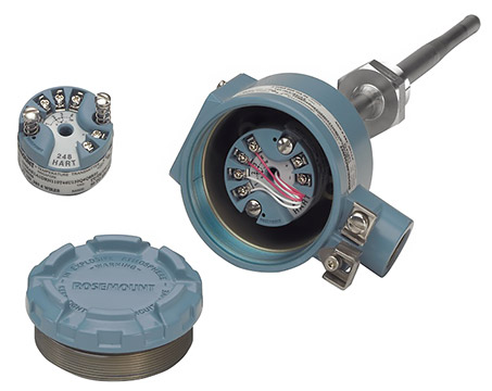 Rosemount 248H Temperature Transmitter | Temperature Transmitters / Transducers | Rosemount-Temperature Transmitters / Transducers |  Supplier Saudi Arabia