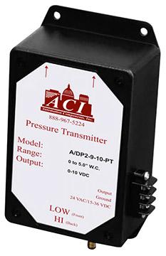ACI A/DP2 Series Low Differential Air Pressure Transmitter   Pressure Sensors / Transmitters / Transducers   ACI-Pressure Sensors / Transmitters / Transducers    Supplier Saudi Arabia