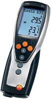Testo 635 Thermo Hygrometer | Humidity Meters / Hygrometers | Testo-Humidity Meters / Hygrometers |  Supplier Saudi Arabia