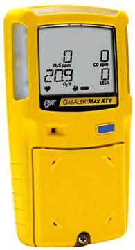 BW Technologies GasAlertMax XT II Gas Detector | Gas Detectors | BW Technologies-Gas Detectors |  Supplier Saudi Arabia