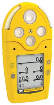BW Technologies GasAlert Micro 5 Series Gas Detector | Gas Detectors | BW Technologies-Gas Detectors |  Supplier Saudi Arabia