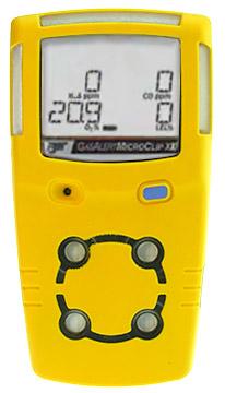 BW Technologies GasAlert MicroClip X3 Gas Detector | Gas Detectors | BW Technologies-Gas Detectors |  Supplier Saudi Arabia