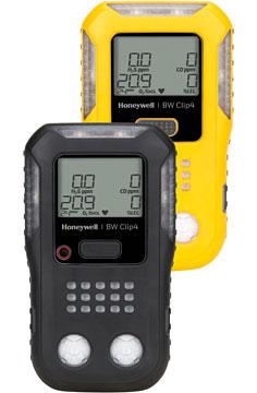 BW Technologies Clip4 Multi-Gas Detector | Gas Detectors | BW Technologies-Gas Detectors |  Supplier Saudi Arabia