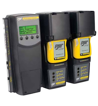 BW Technologies MicroDock II Test/Calibration Docking System | BW Technologies |  Supplier Saudi Arabia