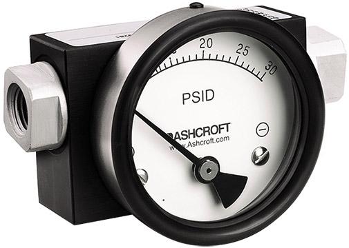 Ashcroft 1130 Series Differential Pressure Gauges | Pressure Gauges | Ashcroft-Pressure Gauges |  Supplier Saudi Arabia
