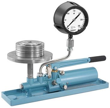 Ashcroft 1305D Deadweight Tester | Deadweight Testers | Ashcroft-Pressure Calibrators |  Supplier Saudi Arabia