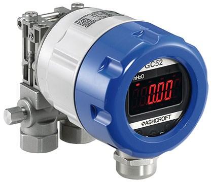 Ashcroft GC52 Differential Pressure Transmitter | Pressure Sensors / Transmitters / Transducers | Ashcroft-Pressure Sensors / Transmitters / Transducers |  Supplier Saudi Arabia