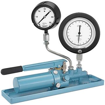 Ashcroft 1327CM Pressure Gauge Comparator | Calibration Pumps and Pressure Sources | Ashcroft-Pressure Calibrators |  Supplier Saudi Arabia