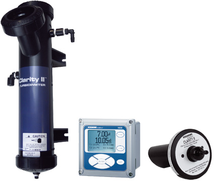 Rosemount Analytical Model T1056 Clarity II Turbidimeter   Turbidity Meters   Rosemount Analytical-Turbidity Meters    Supplier Saudi Arabia