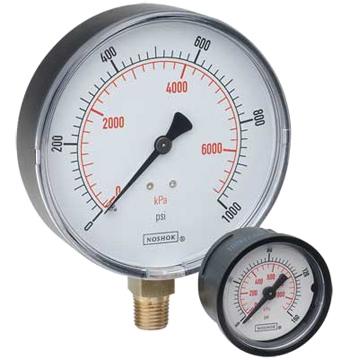 NoShok 100 Series Pressure Gauges   Pressure Gauges   NoShok-Pressure Gauges    Supplier Saudi Arabia