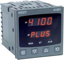 West 4100+ Temperature Controller | Temperature Controllers | West-Temperature Controllers |  Supplier Saudi Arabia
