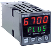 West 6700+ Limit Controller | Temperature Controllers | West-Temperature Controllers |  Supplier Saudi Arabia