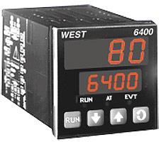 West 6400 Profile Controller | Temperature Controllers | West-Temperature Controllers |  Supplier Saudi Arabia