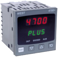 West 4700+ Limit Controller | Temperature Controllers | West-Temperature Controllers |  Supplier Saudi Arabia