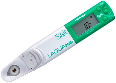 Horiba B-721 LAQUAtwin Salt Meter | ISE Meters | Horiba-ISE Meters |  Supplier Saudi Arabia