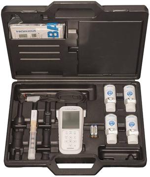 Horiba LAQUAact EC-110 Meter | Conductivity / Resistivity / Salinity / TDS Meters | Horiba-Conductivity / Resistivity / Salinity / TDS Meters |  Supplier Saudi Arabia