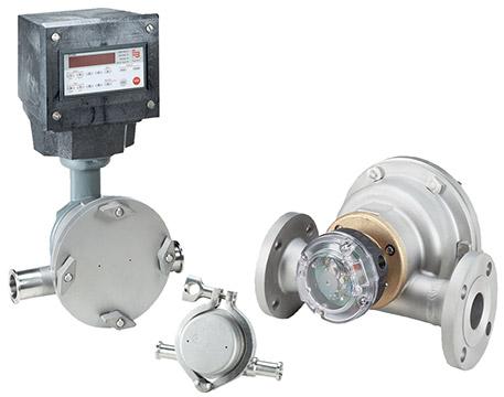 Badger Meter Oscillating Piston Flow Meter | Positive Displacement Flow Meters | Badger Meter-Flow Meters |  Supplier Saudi Arabia