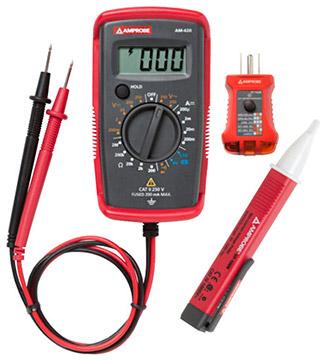 Amprobe PK-110 Electrical Test Kit | Electrical Testing Kits | Amprobe-Electrical Testers |  Supplier Saudi Arabia