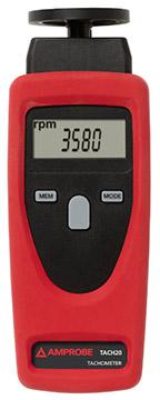 Amprobe TACH20 Combo Tachometer | Tachometers / Stroboscopes | Amprobe-Tachometers / Stroboscopes |  Supplier Saudi Arabia