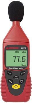 Amprobe SM-10 Sound Meter | Sound Level Meters | Amprobe-Sound Level Meters |  Supplier Saudi Arabia