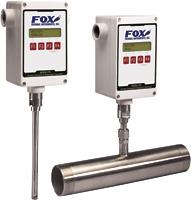 Fox Thermal FT2A Mass Flow Meter   Thermal Flow Meters   Fox Thermal Instruments-Flow Meters    Supplier Saudi Arabia