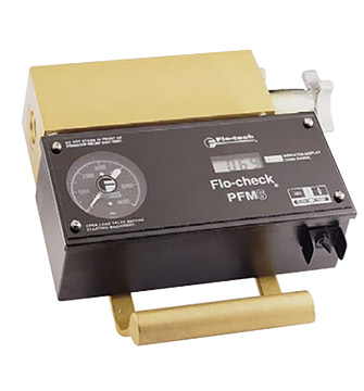 Flo-tech PFM6 Digital Portable Hydraulic Tester | Turbine / Paddlewheel Flow Meters | Flo-tech-Flow Meters |  Supplier Saudi Arabia