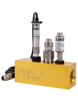 Flo-tech Activa Sensor Arrays | Turbine / Paddlewheel Flow Meters | Flo-tech-Flow Meters |  Supplier Saudi Arabia