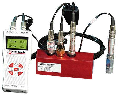 Flo-tech MC4000 Hydraulic System Analyzer | Turbine / Paddlewheel Flow Meters | Flo-tech-Flow Meters |  Supplier Saudi Arabia