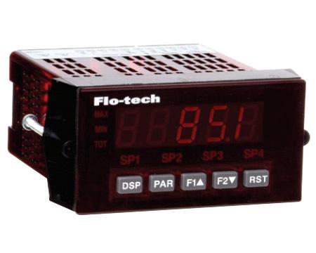 Flo-tech F6700 / F6750 Series Digital Displays | Panel Meters / Digital Indicators | Flo-tech-Panel Meters / Digital Indicators |  Supplier Saudi Arabia