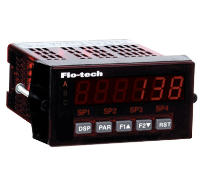 Flo-tech F6600 / F6650 Series Rate Counter Digital Display | Panel Meters / Digital Indicators | Flo-tech-Panel Meters / Digital Indicators |  Supplier Saudi Arabia